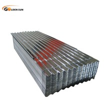 Wholesale zinc corrugated galvanized metal roofing sheet price