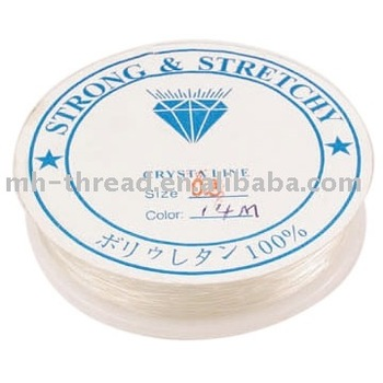 Wholesale Clear Elastic Crystal Thread
