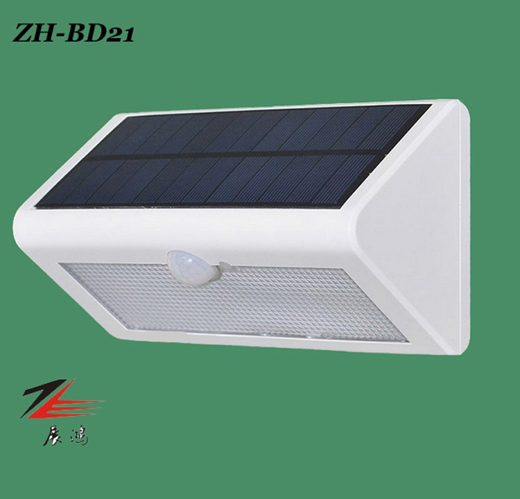 Sample Supported Ip65 Waterproof 18-38led Outdoor Pir Motion ...
