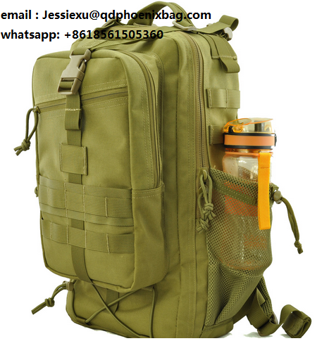 travelling strong military style tactical laptop rucksack backpack manufacturer