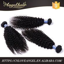Natural Eurasian hair wholesale human hair extensions healthy remy jerry curl wave human hair
