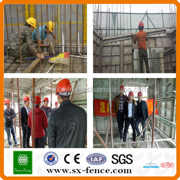 6061-T6 Material Aluminium Formwork Aluminium Panel from China Anping
