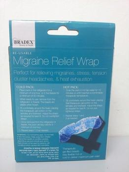 Naomi Dead Sea Cosmetics migraine relief wrap