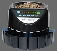 2016 New arrival Cost Effective industrial coin counter/ Coin Sorter