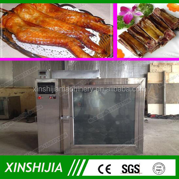 Hot Sale High Efficiency Sausage/Fish/Beef Meat Smoking Furnace Smoker