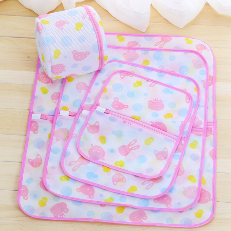 Top Quality Wash Nylon Net Laundry Bag For Clothes