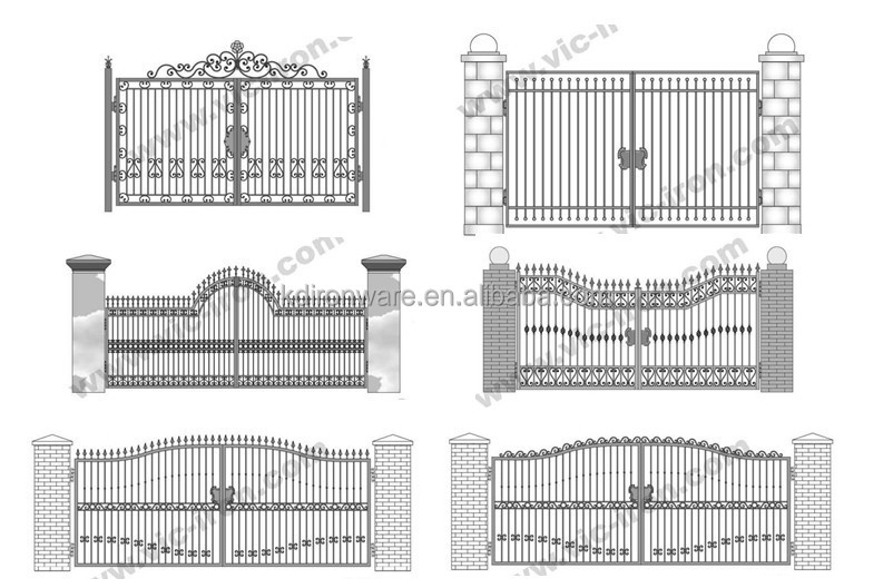 Simple House Steel Main Gate Design Buy Steel Main Gate Design