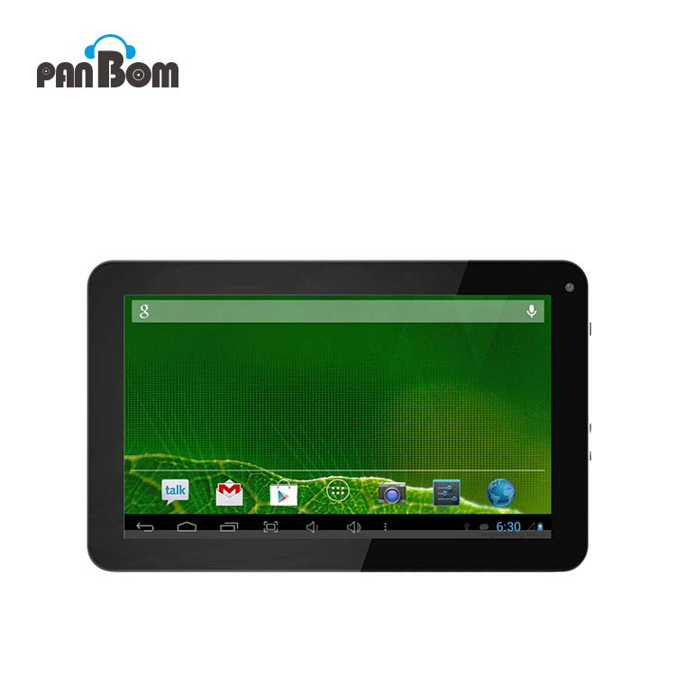 "9"" WiFi tablet pc touch screen dual camera A33 CPU multi colours 4G/8G tablet pc"