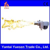 Export diesel burner for furnace / heavy oil burner for UK
