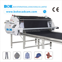 High quality BOK-9895 auto pattern sewing machine with laser and knife compatible with brother sewing machine parts