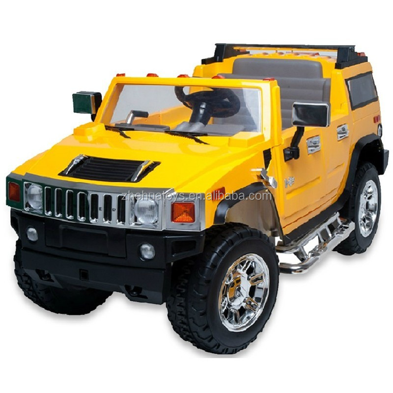 hot selling 12volt electric car toy for kidsrc ride on hummer h2