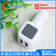 Hot Products Mini 5v 2.4a 4.8a portable usb car charger