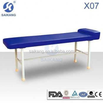Elegant X07 1 Good Quality Simple Type Antique Medical Examination Table