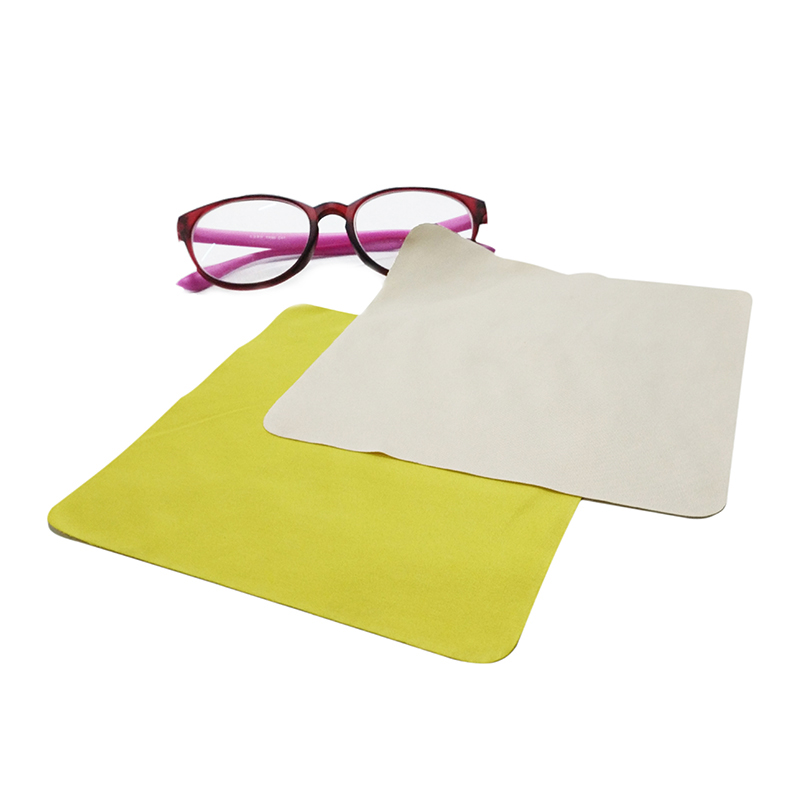 Microfiber Cloth Eyeglasses: Custom Microfiber Eyeglasses Cleaning Cloth