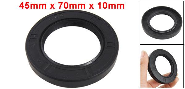 Sello de aceite de métricas doble labio 25mm X 40mm X 10mm