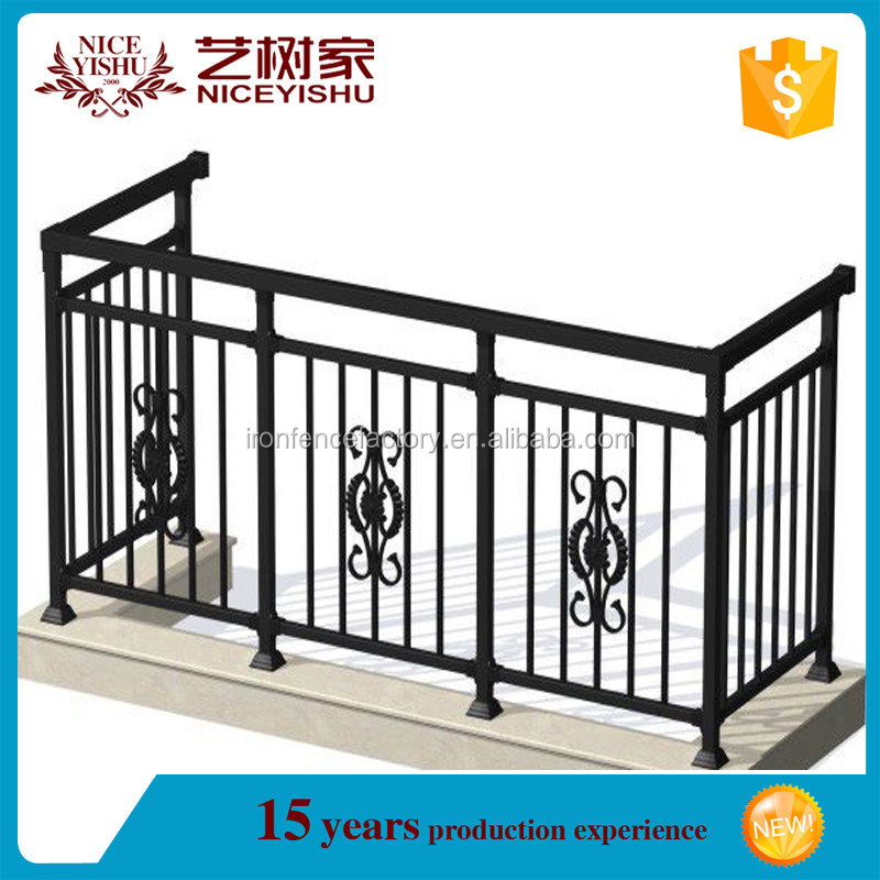 modern design veranda balcony handrail aluminium cheap deck railing buy aluminum railing. Black Bedroom Furniture Sets. Home Design Ideas