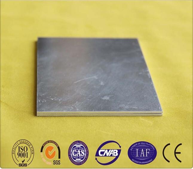 Industry decoration 2219 2024 plate zinc aluminium alloy sheet