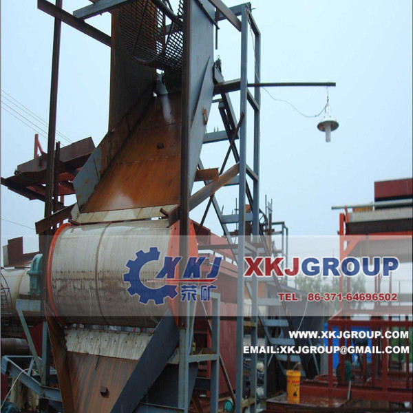 Dry iron ore powder mineral magnetic separator machine