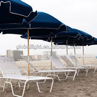 7.5 ft. Commercial Grade Beach Umbrella
