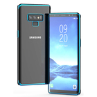Luxury electroplate tpu cell phone case for samsung galaxy note 9 factory price