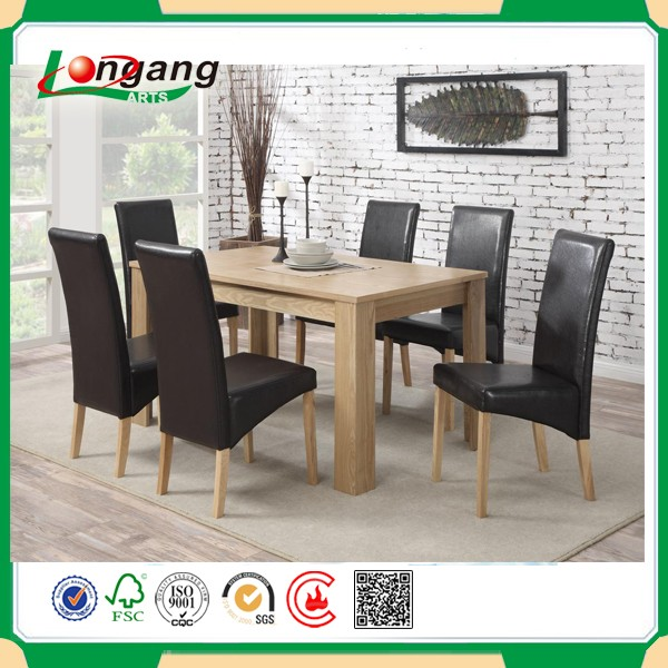 Alibaba China Hot Sale Drop Leaf Wooden Dining Table And Chairs Best Price Cheap Tables For Hand Carving Wood