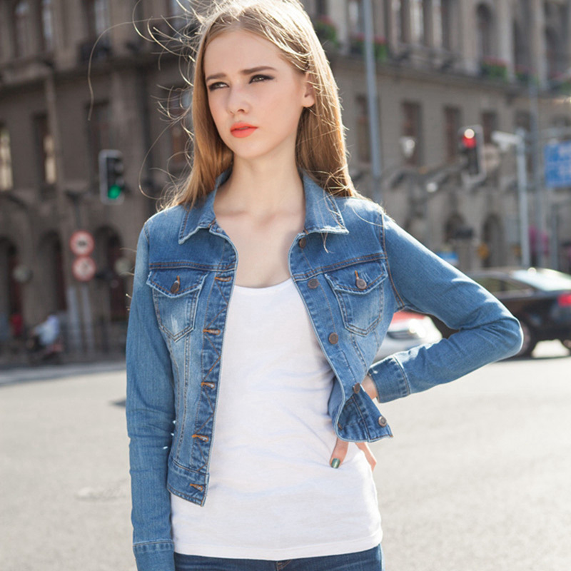 Jackets for Women. Dress up your casual attire with jackets and blazers that come in a variety of styles. From bomber jackets and denim blazers to leather jackets and moto jackets, the options for coordinating the perfect outfit are limitless!