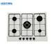 gas stove with 5 burners portable selling well gas hob