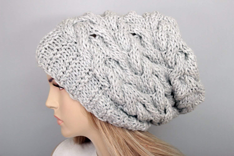 Cheap Crochet Slouchy Hat Pattern, find Crochet Slouchy Hat Pattern ...