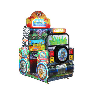 Game center Coin Operated redemption ticket game machine