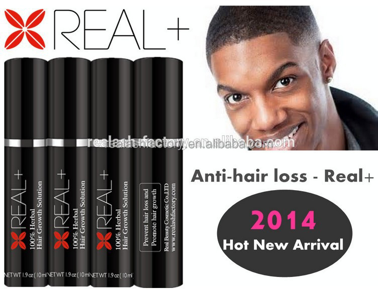 Make your own brand fast Hair Grow Spray REAL PLUS herbal bio essential Innovative hair grow