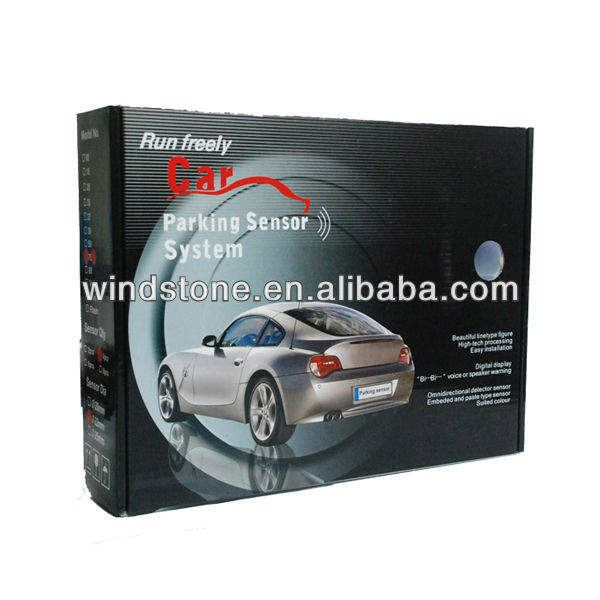 Mini LED Display Car Speaking Car Alarm System