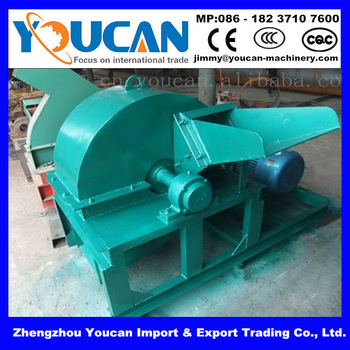 China Supplier Best Selling drum wood chipper