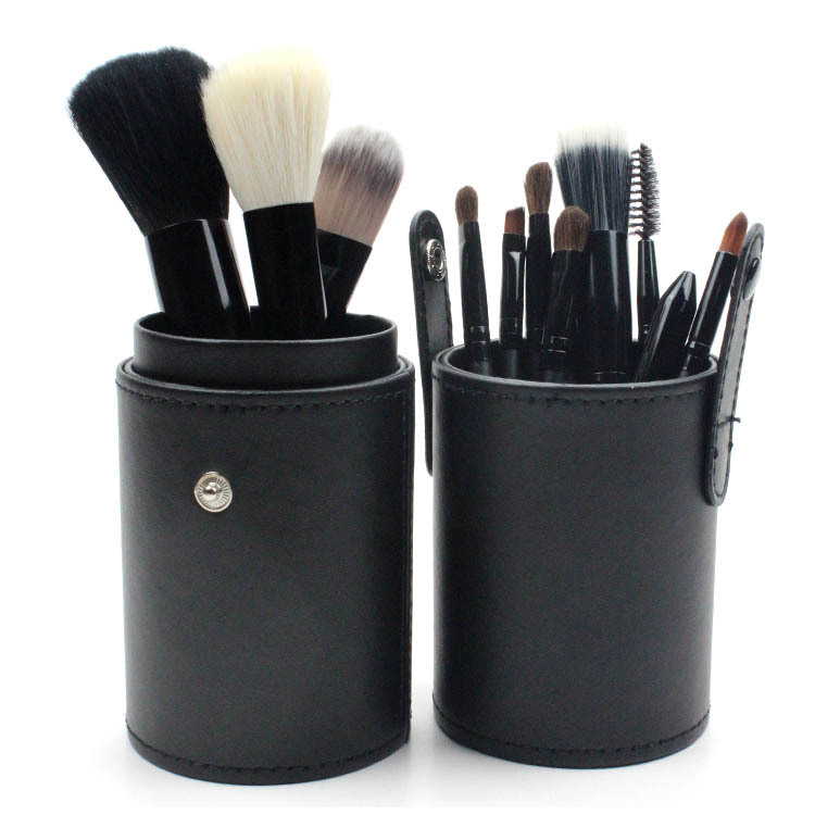 AliExpress Hot Sale Pefessional Soft Wool Makeup <strong>Brushes</strong> 12pcs&amp;makeup <strong>brushes</strong> unbranded cosmetics