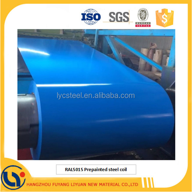 Printed Color Coated Steel Coils DX51D PPGI GI Prepainted Galvanized Steel Coil