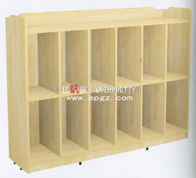 Wooden Furniture Mdf Board Kindergarten Children Bedroom Shoe ...