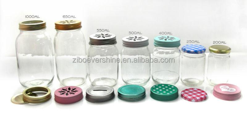 various customize size juice wine water buy bulk mason jars buy