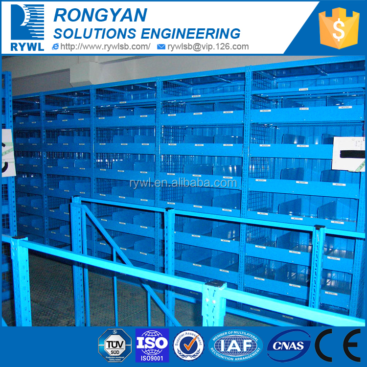 multifunction steel storage rack for warehouse