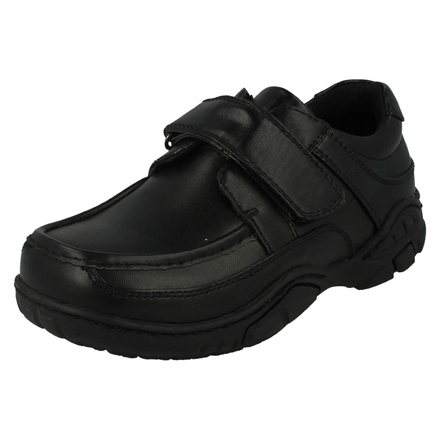 da2ee7fc4 Get Quotations · Cool For School Childrens Boys Formal School Shoes