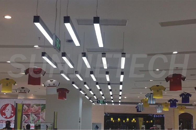 Ceiling Recessed Mounted Led Aluminum Profile For Led Strip Lights ...