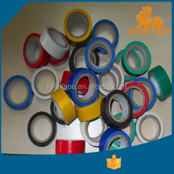 New PVC material insulating electric tape fire flame