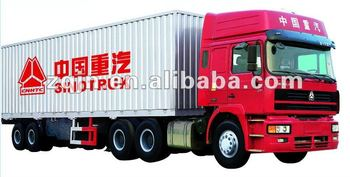 SINOTRUK 40ft container truck