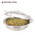 Commercial C053 Guangzhou Catering Round Roll Chafing Dish Price Food Warmer