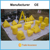 26pcs Cheap Inflatable Paintball Bunkers For Commercial Use