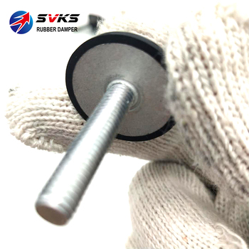 Cone Mount Type Vp Rubber Shock Absorber Buffer - Buy Rubber Shock  Absorber,Rubber Buffer,Cone Mount Rubber Buffer Product on Alibaba com