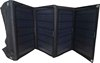 2017 hot sell folding panel 40w folding solar charger with lowest price