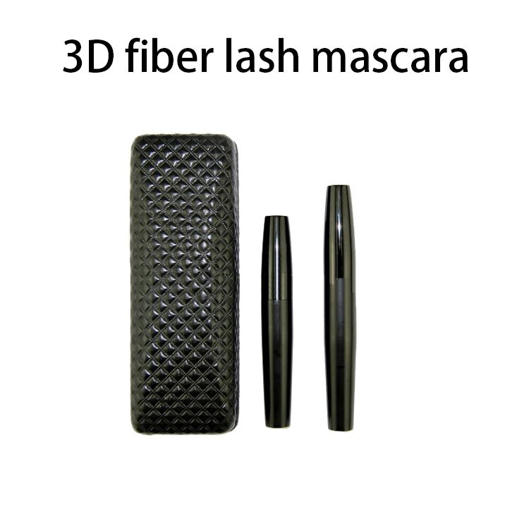 2pcs Waterproof eyelash extension fiber lash 3d wholesale magic lash mascara accept OEM