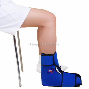post-op orthopedic walker & rehabilitation foot equipments ankle support belt