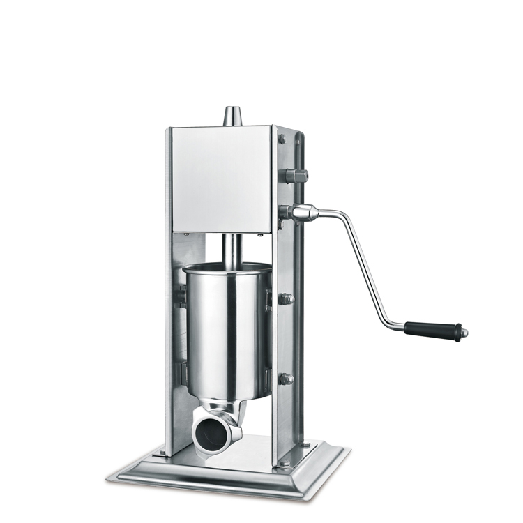 F200-1 3L Stainless Steel Vertical Manual Sausage Filler