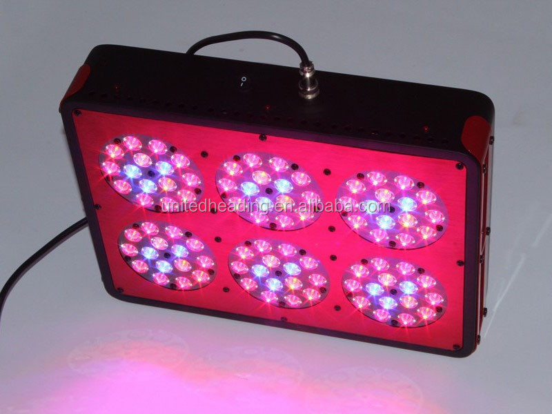 Best seller in USA market Aopoll 6 full spectrum grow light 270w led grow light