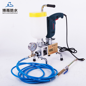 grouting injection pump High Pressure waterproof Grouting Machine